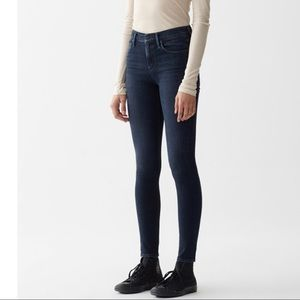 AGOLDE Sophie High Rise Jean in Vacant